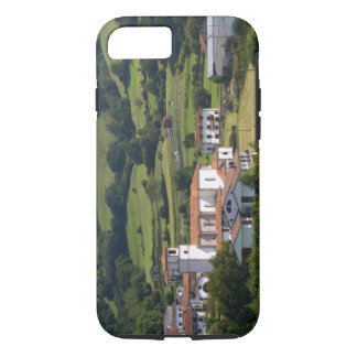 The village of Amaiur in the Baztan Valley of iPhone 8/7 Case