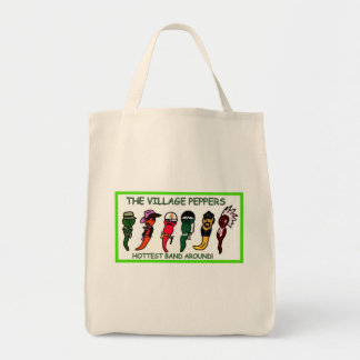 THE VILLAGE PEPPERS GROCERY BAG!