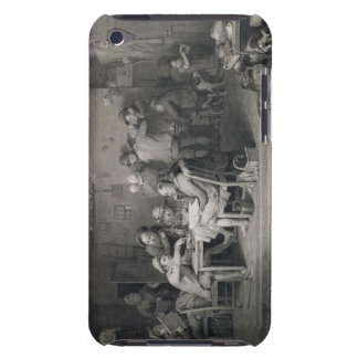 The Village Politicians, engraved by Abraham Raimb Barely There iPod Cases
