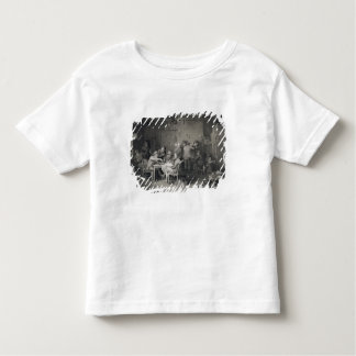The Village Politicians, engraved by Abraham Raimb Toddler T-Shirt