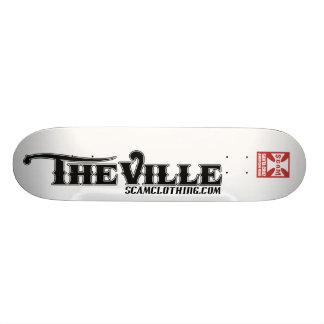The Ville Skate Deck