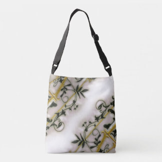 The Vines of Love Crossbody Bag
