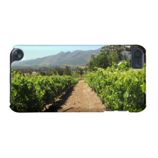 The Vineyards in Franschhoek, South Africa iPod Touch 5G Cover