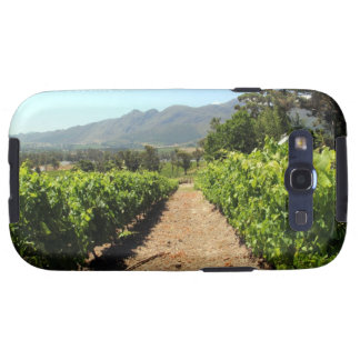 The Vineyards in Franschhoek South Africa Galaxy SIII Case