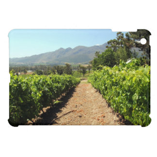 The Vineyards in Franschhoek South Africa Cover For The iPad Mini