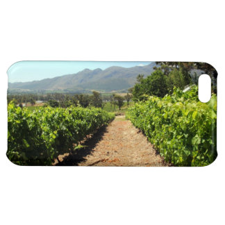 The Vineyards in Franschhoek South Africa Cover For iPhone 5C