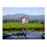 The Vineyards of Napa Valley Postcard