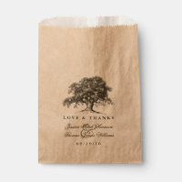 The Vintage Old Oak Tree Wedding Collection