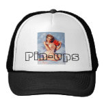 The vintage Pin-ups hat