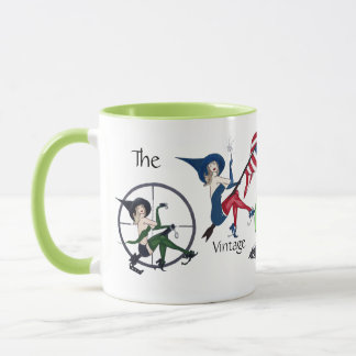 The Vintage Witch Collection Mug