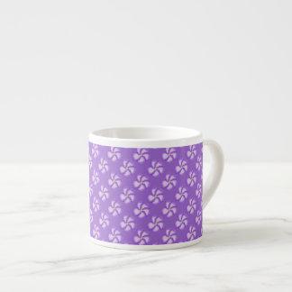 The Violet Espresso Mug 6 Oz Ceramic Espresso Cup