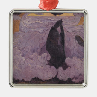 The Violet Wave, c.1895-6 Christmas Ornament