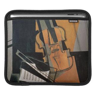 The Violin, 1916 iPad Sleeve