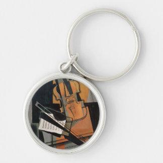 The Violin, 1916 Key Ring