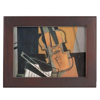 The Violin, 1916 Memory Box