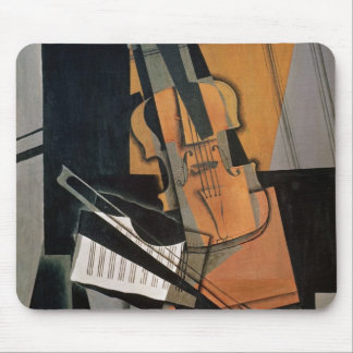 The Violin, 1916 Mouse Mat