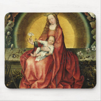 The Virgin and Child 2 Mouse Mat