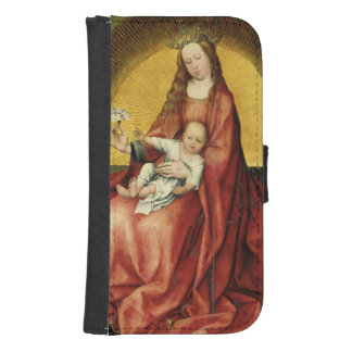 The Virgin and Child 2 Galaxy S4 Wallets