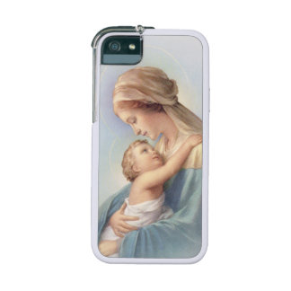 The Virgin and Child iPhone 5 Covers