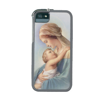 The Virgin and Child iPhone 5 Cover