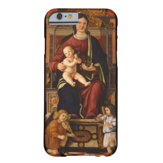 """The Virgin and Child"" custom cases"
