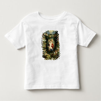 The Virgin and child in a garland of fruit and flo Tees