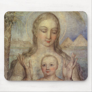 The Virgin and Child in Egypt, 1810 Mouse Pad