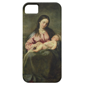 The Virgin and Child iPhone 5 Cases