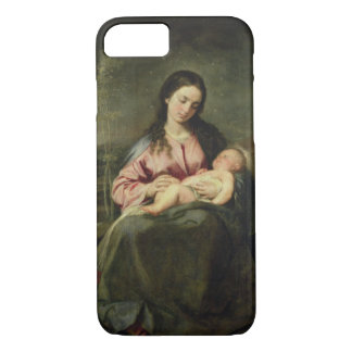 The Virgin and Child iPhone 7 Case