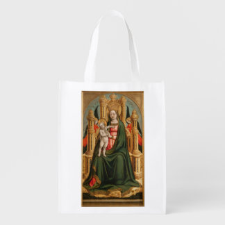 """""""The Virgin and Child"""" reusable bag"""