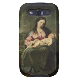 The Virgin and Child Samsung Galaxy SIII Covers