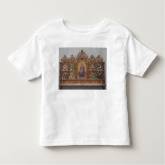 The Virgin and Child with Legendary Scenes Toddler T-Shirt