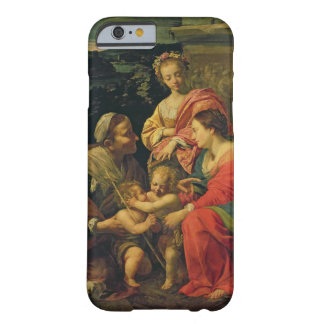The Virgin and Child with St. Elizabeth, the Infan Barely There iPhone 6 Case
