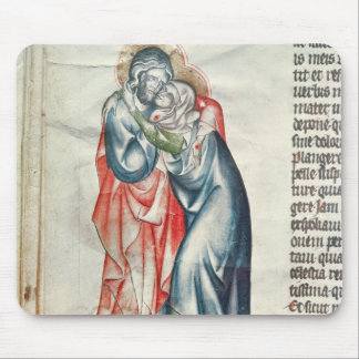The Virgin and Christ, from the Passion of Mouse Mat
