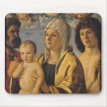 The Virgin & Child with St. Peter & St. Mouse Mat