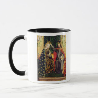 The Virgin Enthroned, from the Dome Altar, 1499 Mug