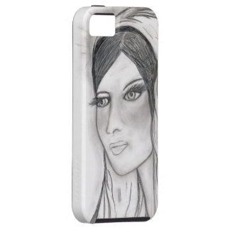 The Virgin Mary iPhone 5 Case