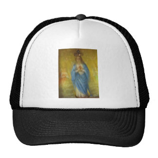 The Virgin Mary -   Medieval Period Hat