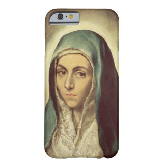 The Virgin Mourning (oil on canvas) Barely There iPhone 6 Case