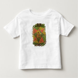 The Virgin of the Burning Bush, from Mount Athos Toddler T-Shirt