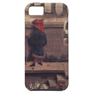 The Virgin of the Chancellor Rolin by Jan van Eyck iPhone 5 Cases