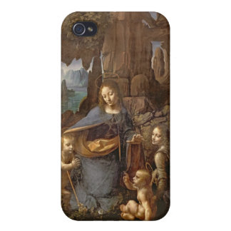 The Virgin of the Rocks Case For The iPhone 4