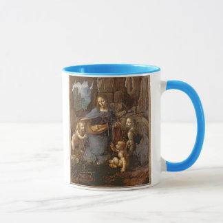 The Virgin of the Rocks Mug
