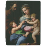 The Virgin of the Rose, c.1518 iPad Cover