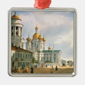 The Virgin of Vladimir Church Christmas Ornament