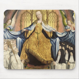 The Virgin Sheltering the Order of Citeaux Mouse Mat