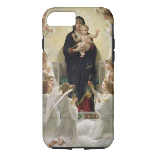 The Virgin with Angels, 1900 iPhone 7 Case