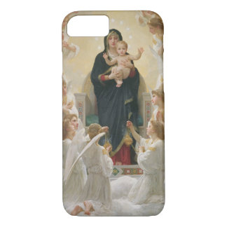 The Virgin with Angels, 1900 iPhone 8/7 Case