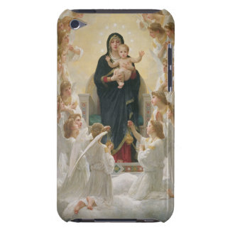 The Virgin with Angels, 1900 iPod Case-Mate Case