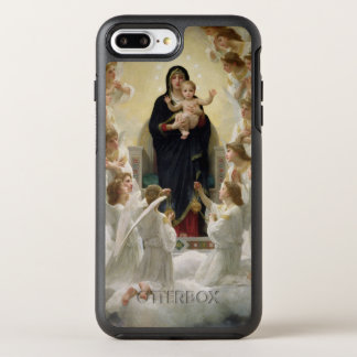 The Virgin with Angels, 1900 OtterBox Symmetry iPhone 8 Plus/7 Plus Case